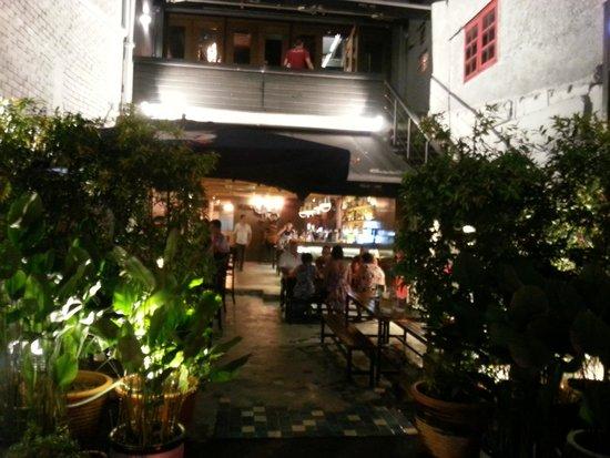 Front - Pisco Bar