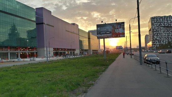 Khodynka Exhibition Hall