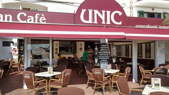 Gran Cafe Unic L'Estartit