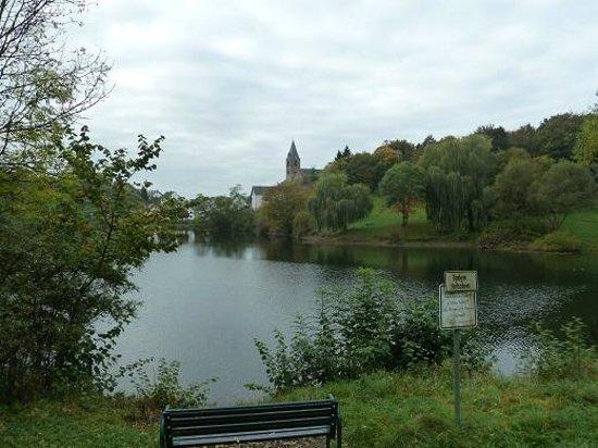 Ulmen, ألمانيا: Das Ulmener Maar
