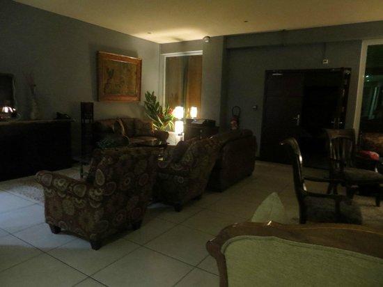 Hotel Sarah Nui : Lobby