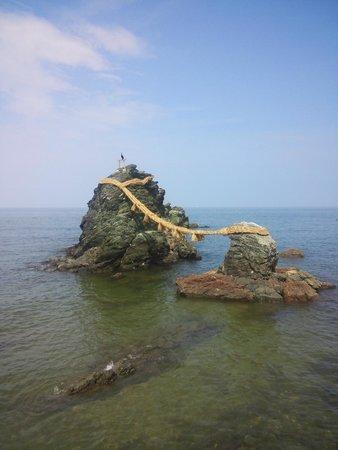 Futamiura : 夫婦岩