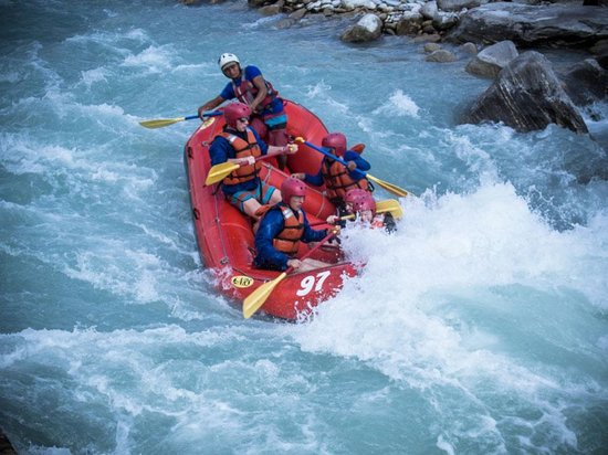 ‪Extreme River Rafting Private Day Tours‬