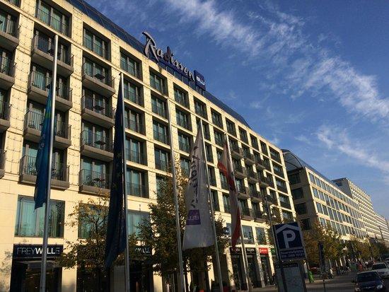 Radisson Blu Hotel Karl Liebknecht Strasse  D  Berlin
