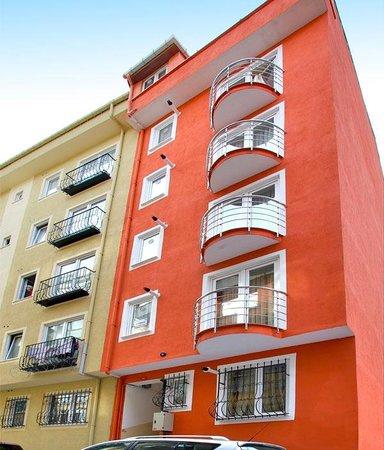 Istanbul Ataman Suites: отель