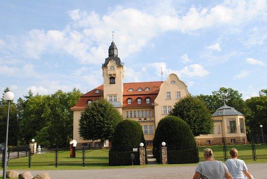 Schlosshotel Wendorf: The hotel
