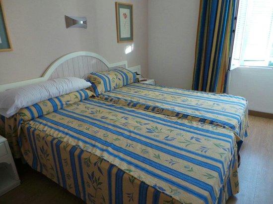 Cabau Aquasol: The bedroom