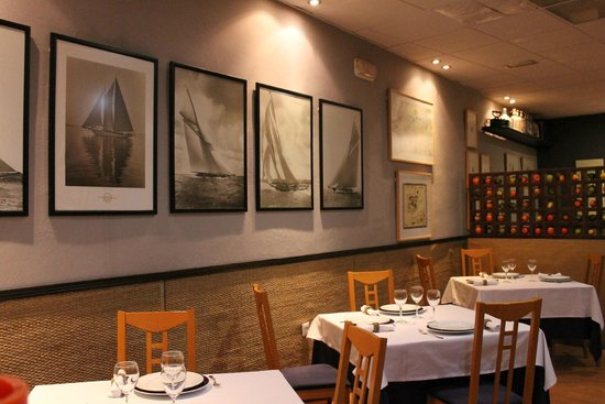 Decoracion Familiar Foto Di Restaurante La Caleta