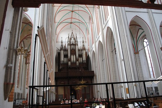 Schwerin Cathedral: Inside the Cathedral