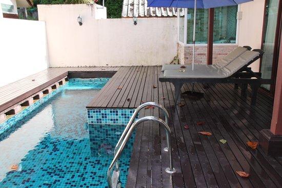 Siam Beach Resort: Private Pool