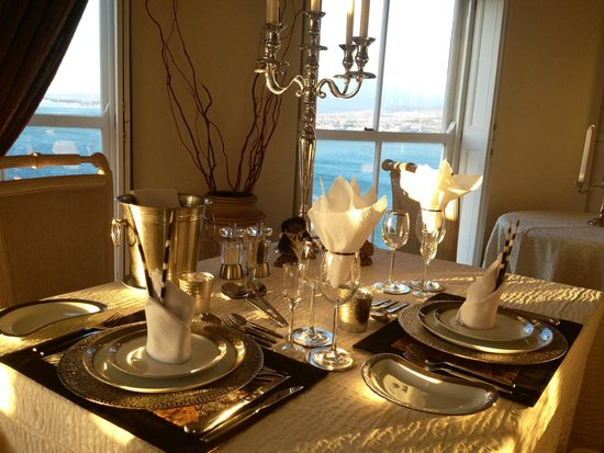 Gordon's Bay, Südafrika: Dining Area