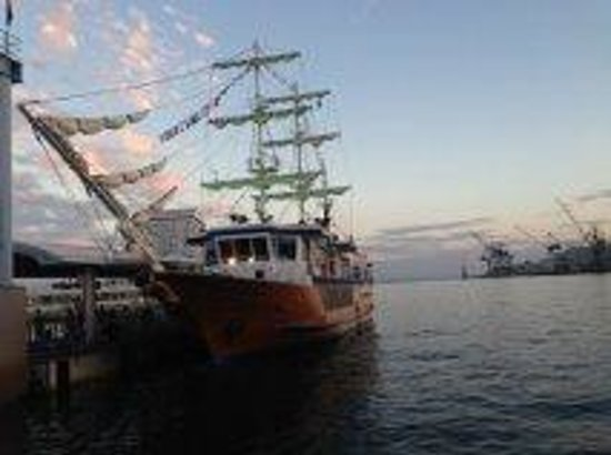 Kobe Bay Cruise: 1