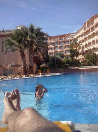 HOTEL BAHIA TROPICAL: Relax y buen tiempo en noviembre