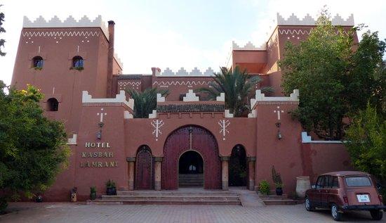 Hotel Kasbah Lamrani: Schöne Aussenansicht