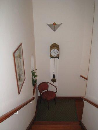 Hotel 16 Interior
