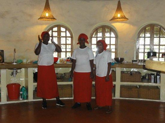 The African House: Köchinen