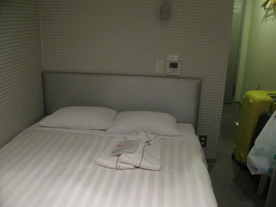 Hotel Wing International Ikebukuro: Bed 150cm
