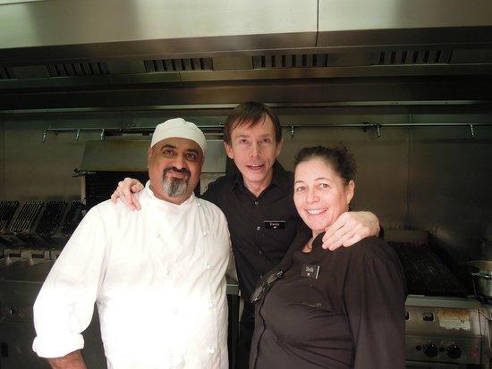 Premier Inn Birmingham City Centre (Waterloo Street) Hotel: Jayesh, Ewan and Sheila. Thank you so much for your hospitality