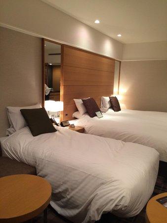 Kyoto Brighton Hotel: 3 people room