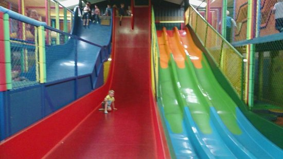 Soft play billericay