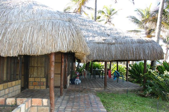 Jeff's Palm Resort: Our chalet