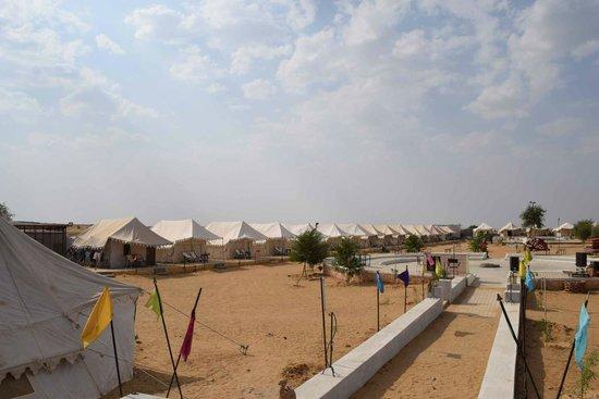 Le Royal Camps: Tent