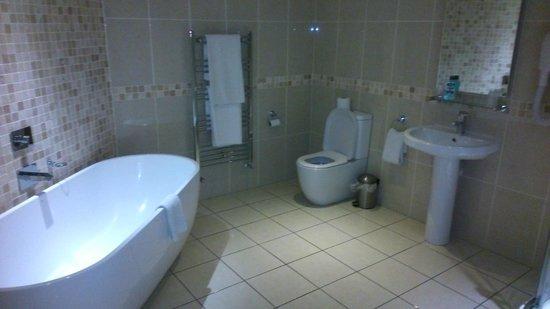 Waterton Park Hotel: bathroom