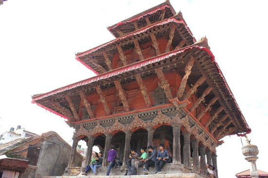 Patan (Lalitpur), Nepal: Impresionante Arquitectura