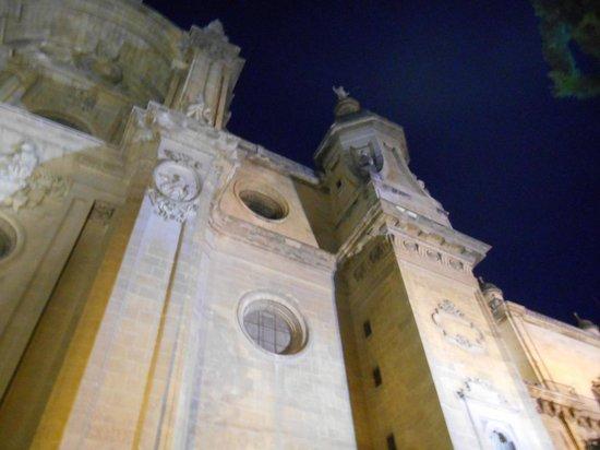 Leonardo Hotel Granada : Grenade centre magnifique cathédrale à ne pas manquer !