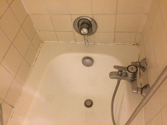 Hotel Bakoua: bad