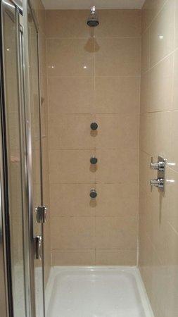 Rochestown Park Hotel: Fantastic shower