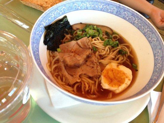 Shuga's Restaurant: Ramen Noodle Bowl