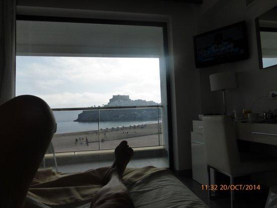 Hotel RH PortoCristo: vistas desde la cama