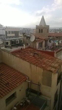 Hotel Marsol: view from window