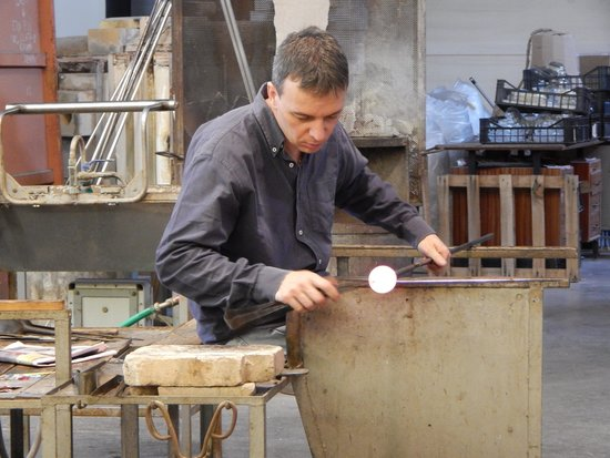 Nuova Venier Glassworks: Glass Master