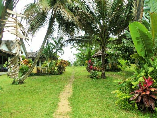 Mahavelona, Madagaskar: Garden 2