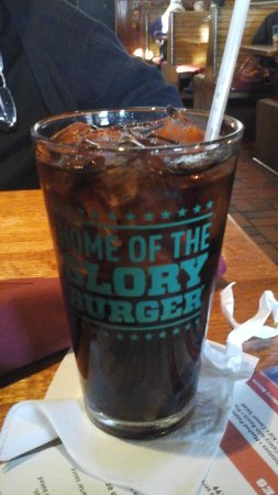 Glory Days Grill: My Drink