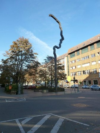 Johann Georg Elser Sculpture