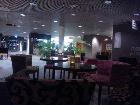 Siuntio, Finnland: Bar and lobby