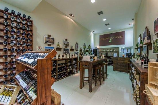 Galeria Do Vinho. Wine Bar