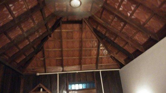 Hotel Ambadi: The top of the room