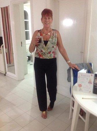 Corona Mar Apartments: celibrating my 61st birthday