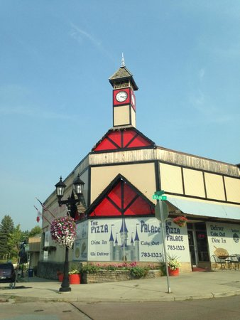 Pizza Palace The