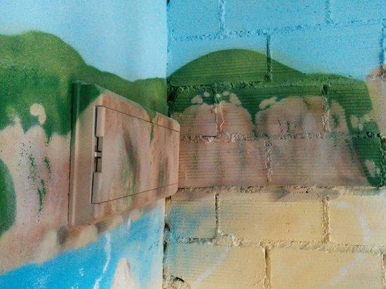 Riosa Municipality, Spain: La maravillosa pared de mi habitación que iba a convertir mis sueños en realidad