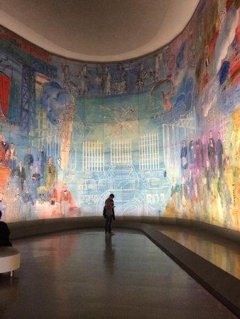 Salle Duffy a ne pas manquer - Bild von Museum für Moderne ...