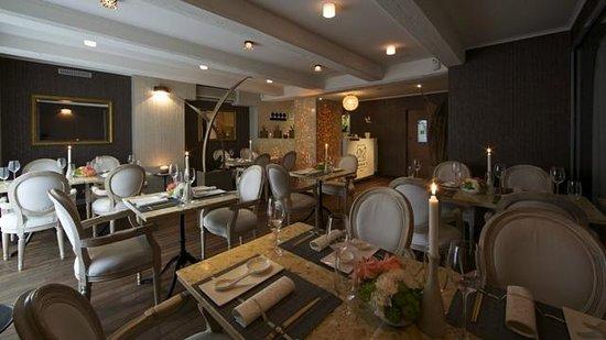 Mama's Panasian Restaurant: Priestor reštaurácie