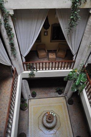 Les Terrasses d'Essaouira: Inter. Riad