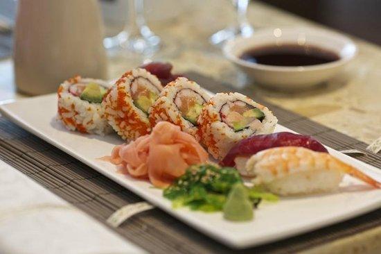 Mama's Panasian Restaurant: Sushi