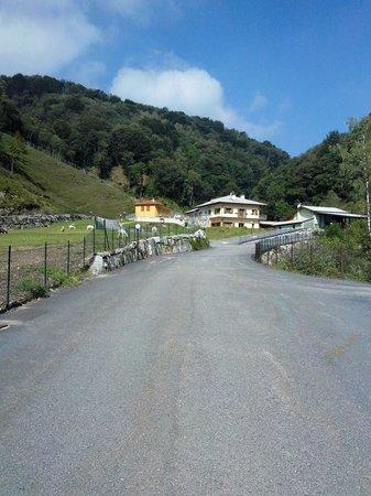 L'Agriturismo La Miniera si trova a Gignese in una zona immersa nel verde.