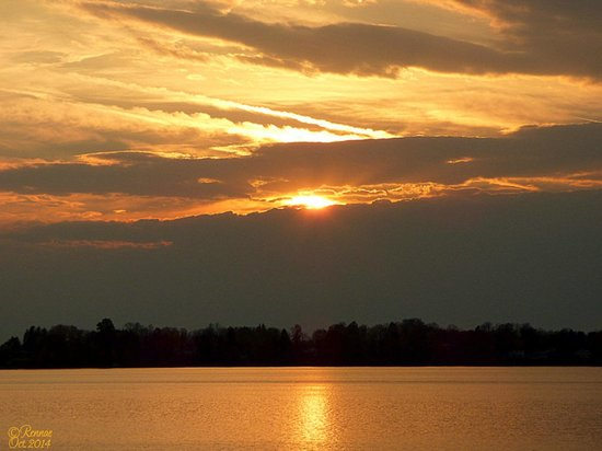 Rome, NY: See Delta Sunsets/photos on my Facebook: Today With Rennae